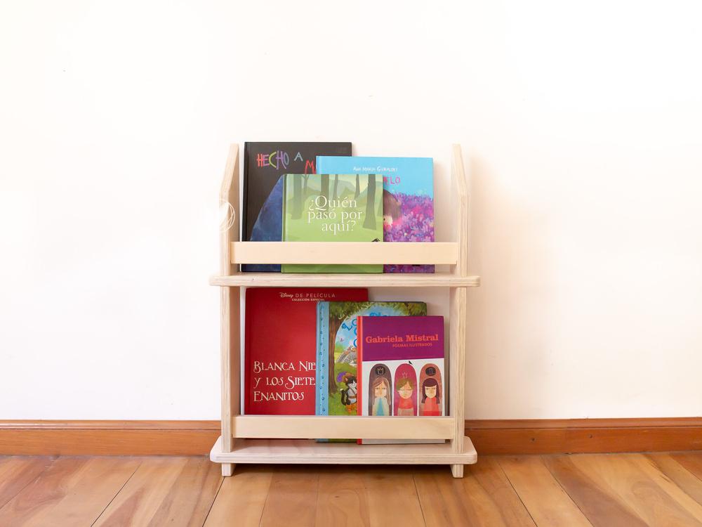 Librero de muro Mini Leo 40 cm