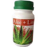 Aloe+Linaza, adiós estreñimiento