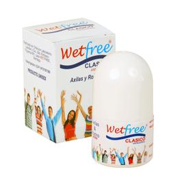 Wetfree Clásico 35cc (axilas, rostro y cuerpo)