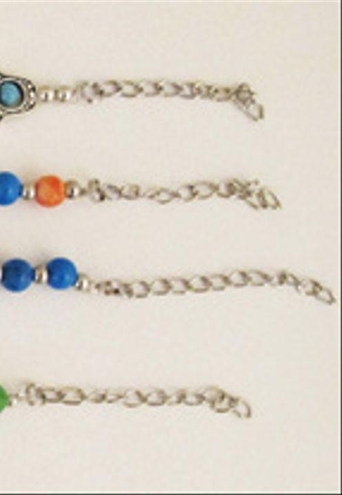 Jamaa el Fna Mixed Bracelets