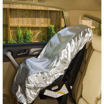 Cobertor con Filtro UV para Silla de Auto - (Mommy's Helper)