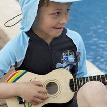 JOCKEY SUNWAY UPF 50+ LISOS KIDS (2-7 AÑOS)