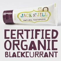 PASTA / GEL DENTAL NATURAL JACK N'JILL