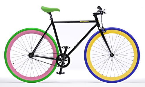 Oprah bike