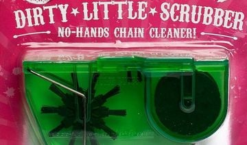 THE DIRTY LITTLE SCRUBBER
