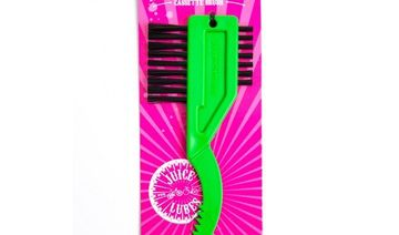 THE SCRUBBER FROM ANOTHER MOTHER, CASSETTE BRUSH