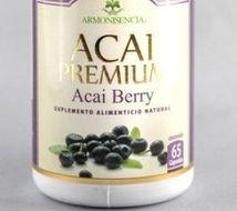 Acai Premium  (65 cápsulas)