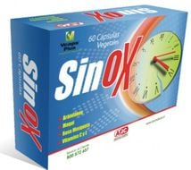 SINOX Antioxidante rico en Maqui