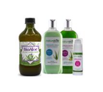 Pack Navidad 2:  Aloe / BioAloe + Shampoo Aloe + Serum Aloe + Acondicionador Aloe