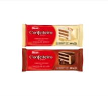 Pack Harald Cobertura Chocolate Leche  - Blanco