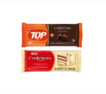 Pack Harald Cobertura Chocolate Semi Amargo - Blanco