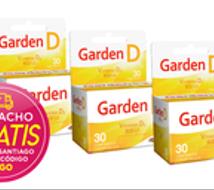 Garden D (Vitamina D) x 90 Comprimidos