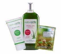 MASCARILLA DE REGALO - Pack hidratante cabello y piel