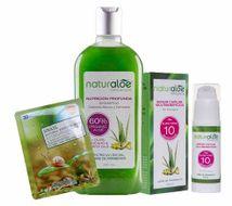MASCARILLA DE REGALO - Pack Nutrición Profunda, Shampoo + Serum