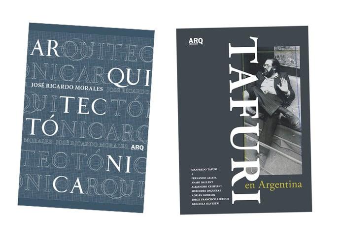 Pack: Tafuri en Argentina + Arquitectónica - 21-04 Pack Arquitectonica Tafuri.jpg