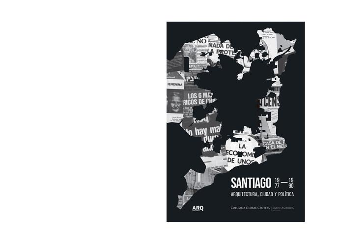 Santiago 1977-1990 Arquitectura, Ciudad y Política  - Bootic_PORTADA 2.jpg
