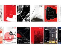 Pack 12 revistas ARQ