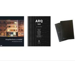Promoción Diciembre ARQ Compendium + ARQ 100 + Croquera UC