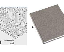 Membresía 2018 + Agenda grande Bookbinders Design