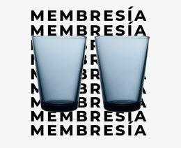 Membresía 2019 + set vasos iittala largos