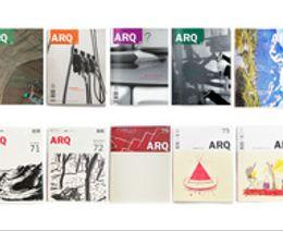 Pack 10 revistas ARQ