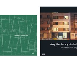 Promoción Julio: ARQ Compendium + Baixas Del Río Arquitectura