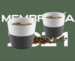 Membresía 2021 + Evasolo Espresso Tumblers
