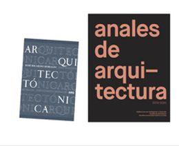 Pack: Anales de Arquitectura + Arquitectónica