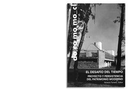Revistas, Arquitectura y Ciudad | El desafío del tiempo