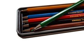 Set  portaminas de colores Koh-i-noor