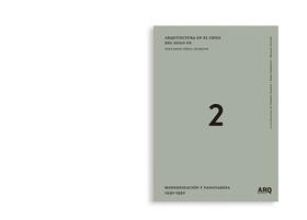 Arquitectura en el Chile del siglo XX : Vol. 2