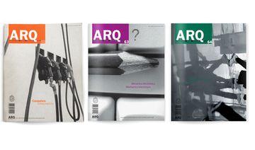 Pack Completa tu Biblioteca -3 revistas ARQ
