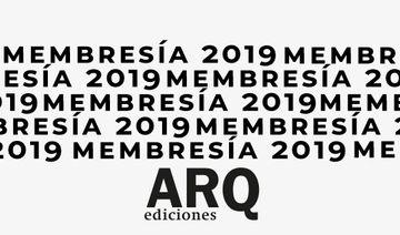 Membresía ARQ 2019