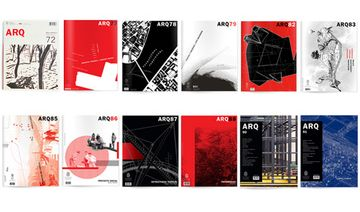 Pack 12 revistas ARQ