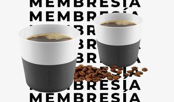 Membresía 2019 + set tazas Eva solo café lungo
