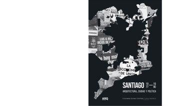 Santiago 1977-1990 Arquitectura, Ciudad y Política