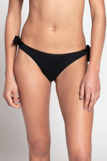Bikini Amarras Negro