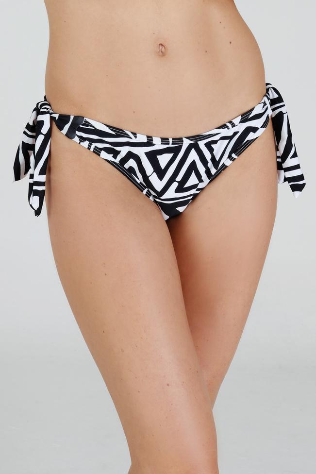 Bikini Amarra BL Negro