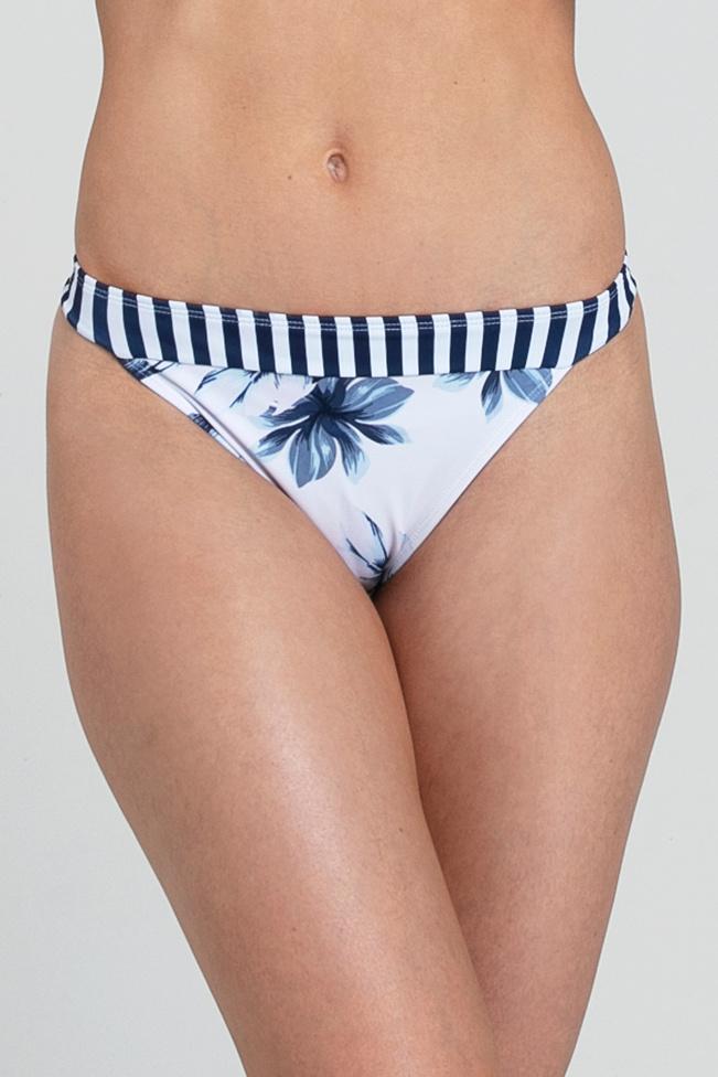Bikini Two Print Azul
