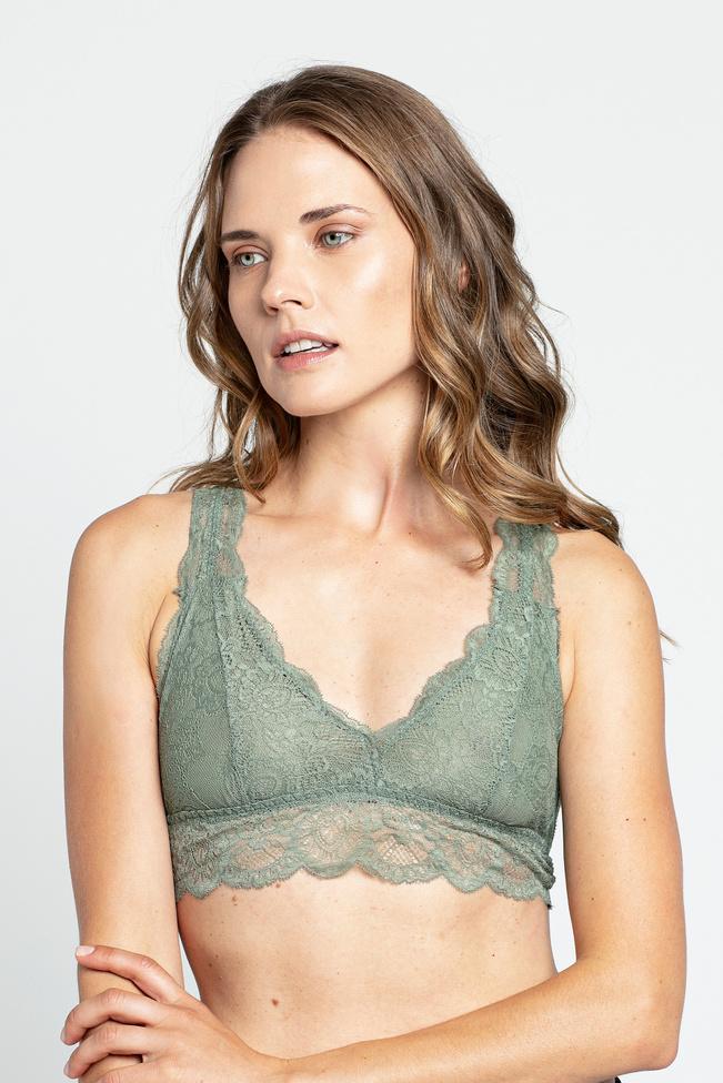 Top Clara Verde