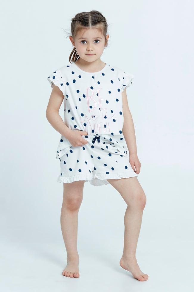 Pijama Jose Kids Blanco 212