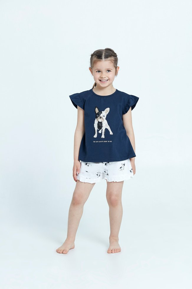Pijama Jose Kids Azul 212