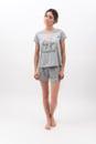 Pijama Tais MK5 Short Gris