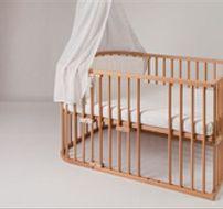 Cuna-cama Original, accesorios para transformar la cuna en cama