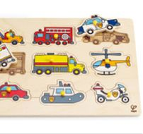 Puzzle Vehiculos