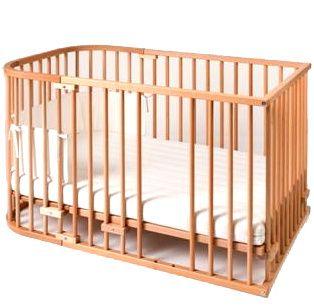 Cuna-cama, accesorios para transformar la cuna en cama