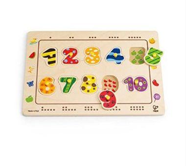 Puzzle Numeros