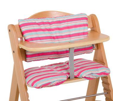 Cojines para silla Alfa Multicolor rosado