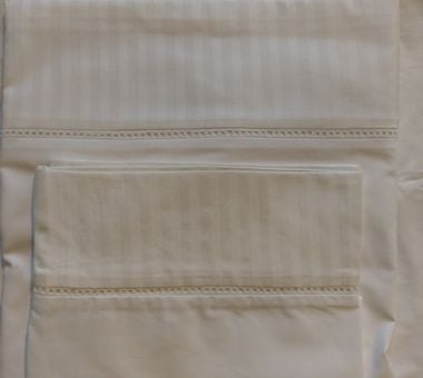 Set de sábanas y funda de almohada para Cunas Maxi y Box Spring
