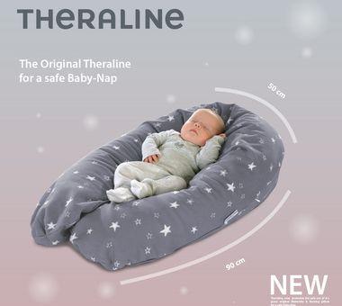 Theraline Original Cojín de lactancia, Starry Sky